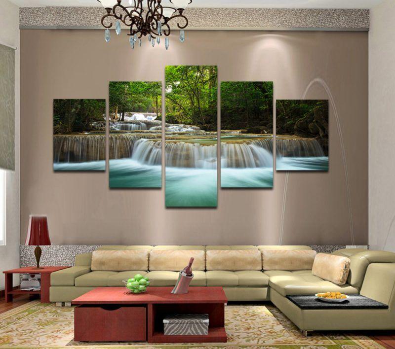 Charmant Hervorragend Wohnzimmergestaltung Mit Farben Und Bildern 70 Frische  Vorschläge Innendesign, Wohnzimmer