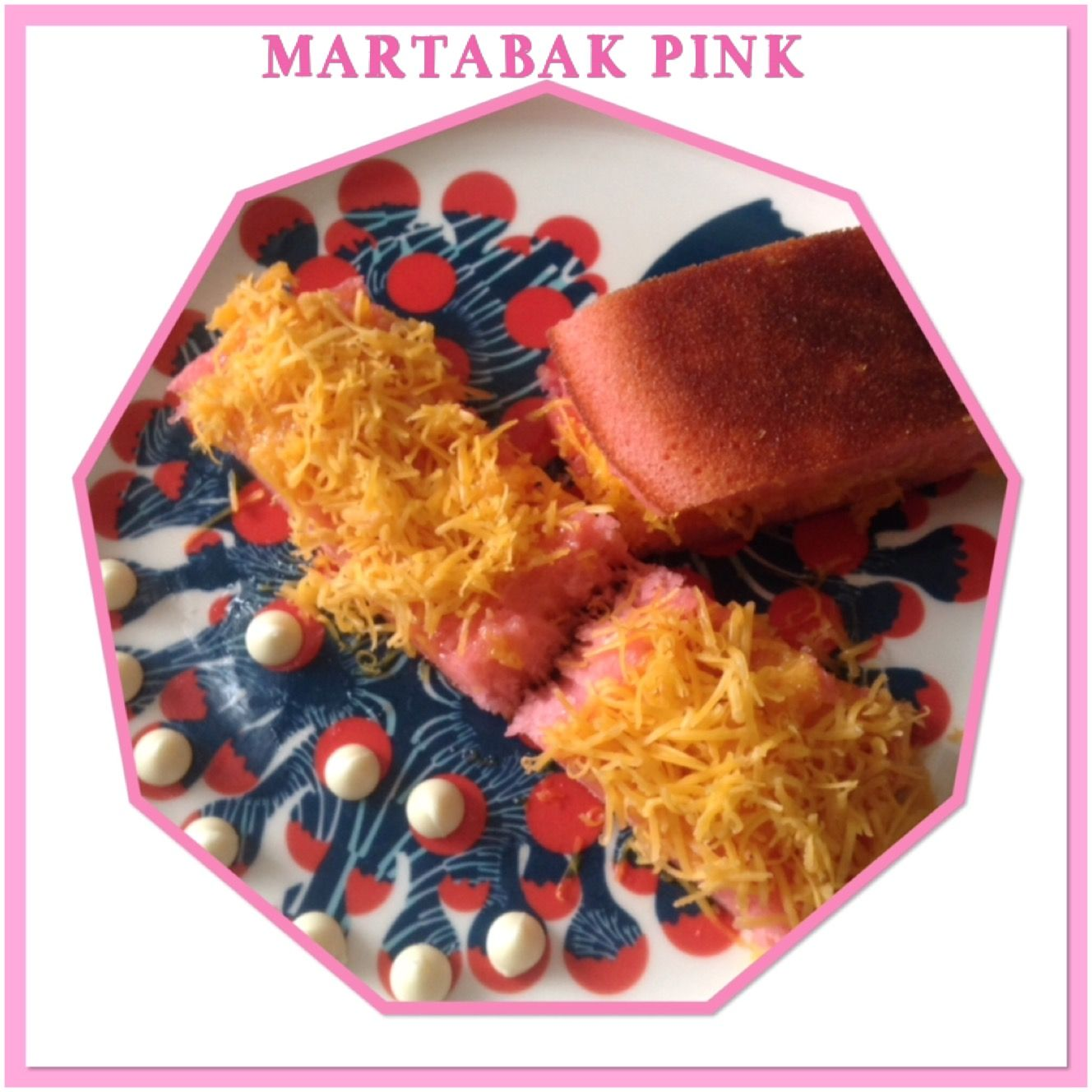 Martabak Pink Pink Takeout Container Food