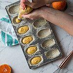 Satsuma Orange Madeleines by WillCookForFriends