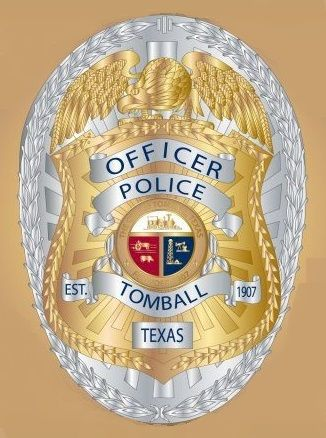 Tomball Pd Tx Police Law Enforcement Badges Badge
