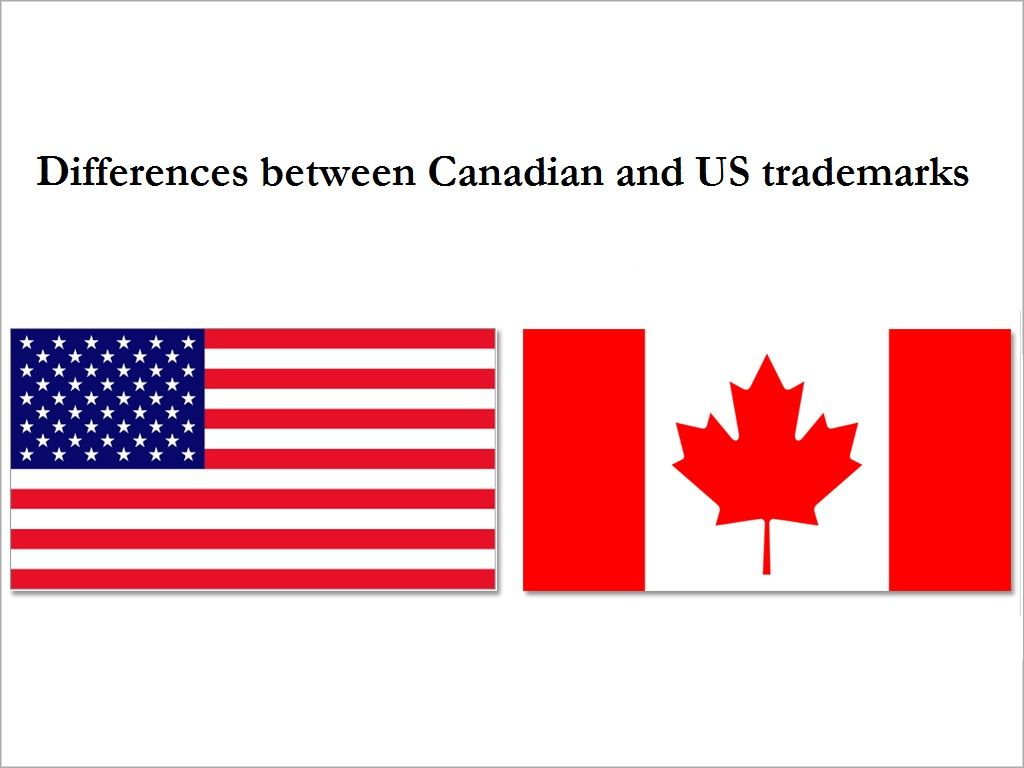 Differences Between Canadian And Us Trademarks