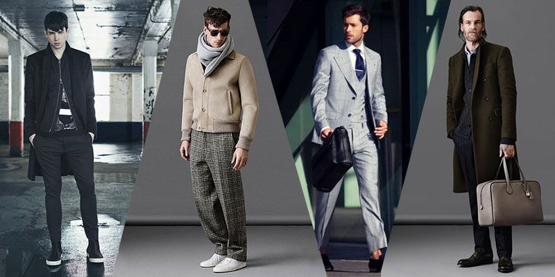 Image result for How Should Men Layer Clothing in Winter?