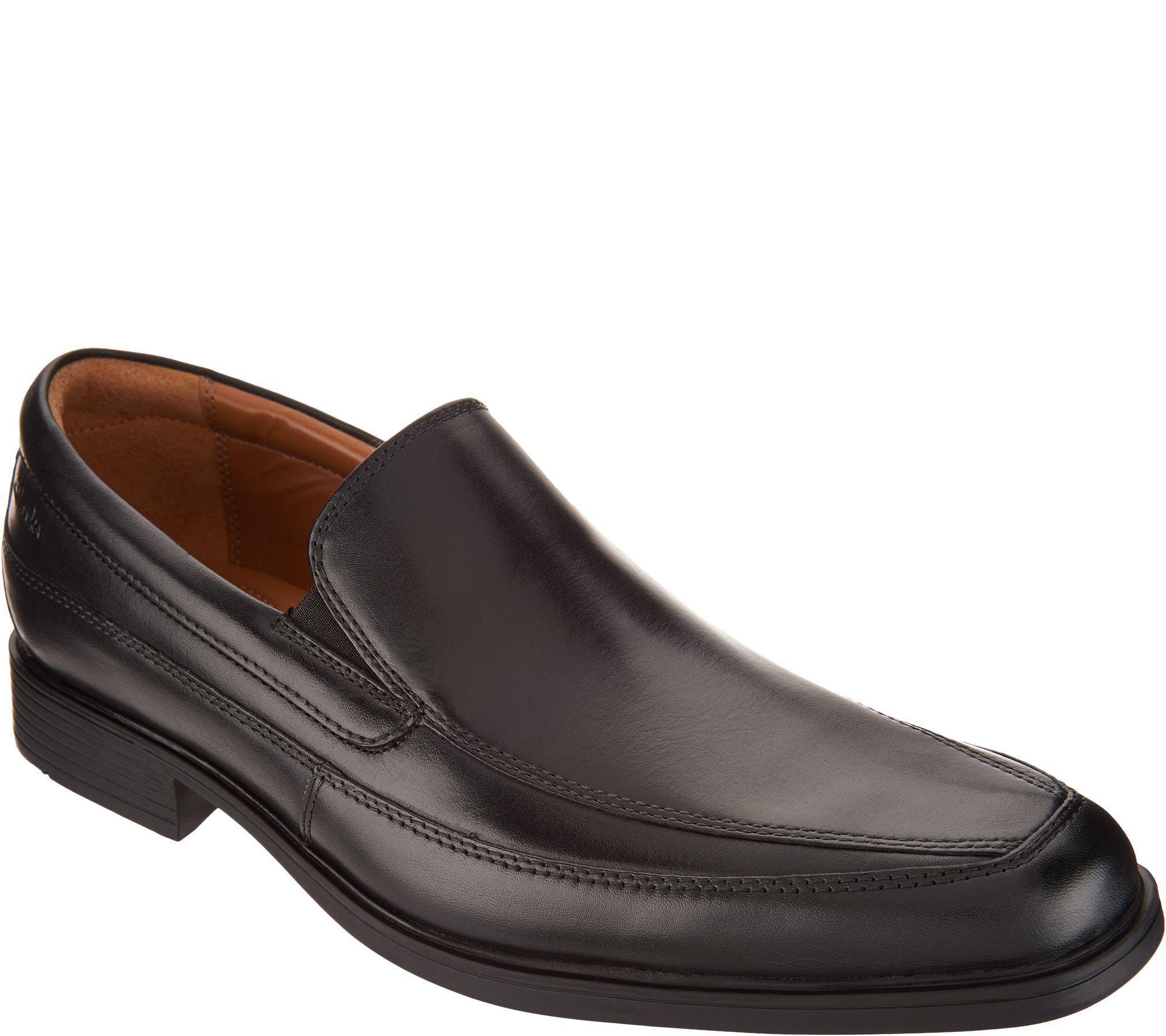 Clarks Men's Leather Loafers - Tilden