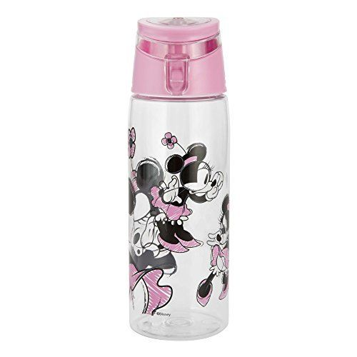 Zak Designs Mickey Amp Minnie Mouse 25 Oz Wide Mouth Water