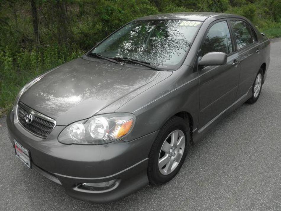 2007 Toyota Corolla Mahopac NY 2007 :: Hudson Auto Traders Inc ...