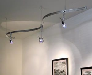 Bruck Lighting Enzis Flexible Monorail System Brand Call S 800 585 1285 To Ask For Your Best Price