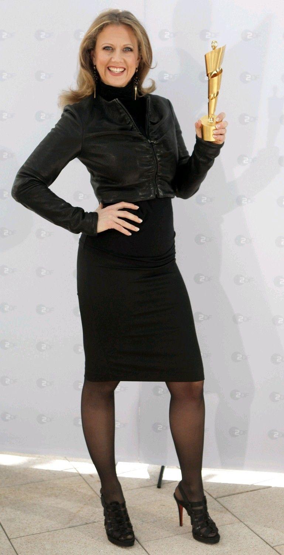 Barbara Schöneberger Skirt Suit In 2019