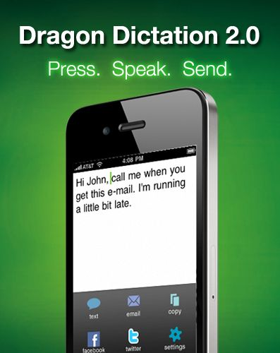 Love This One No Typing Dragon Dictation Naturally Speaking