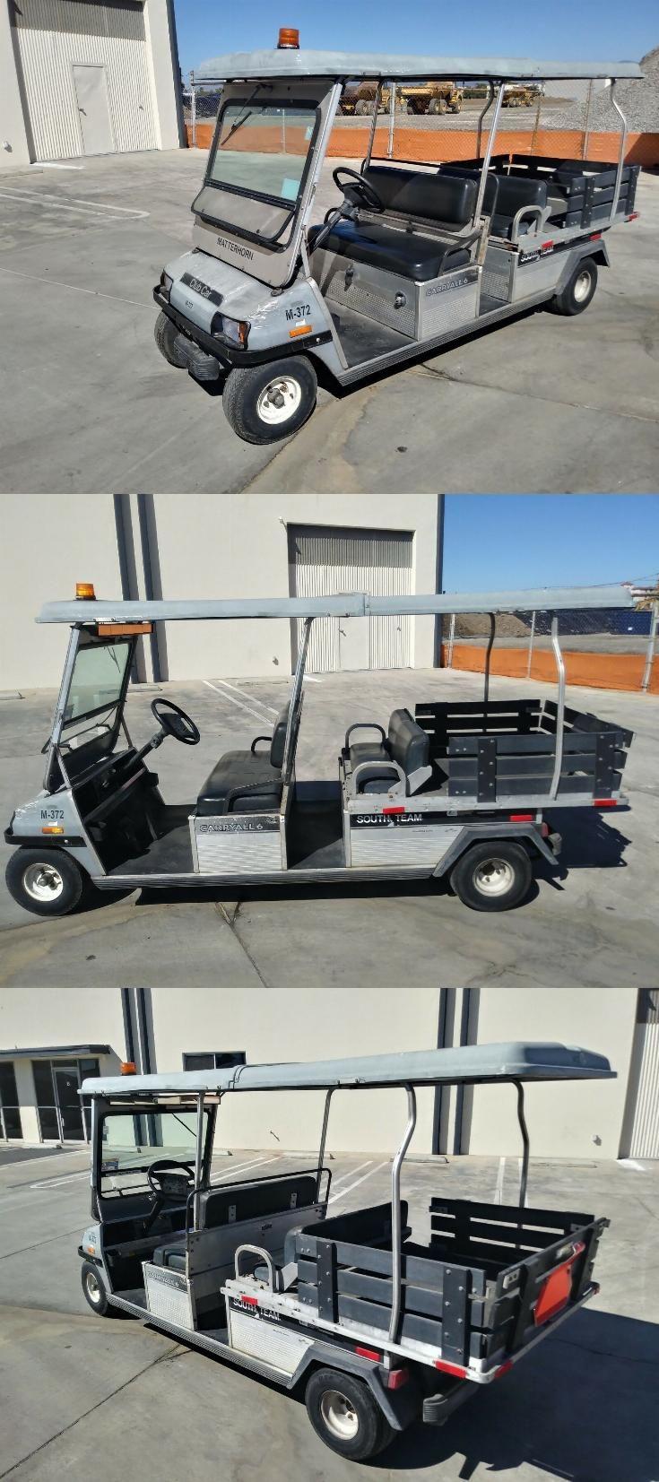 Nice 2011 club car carryall vi golf cart golf carts for