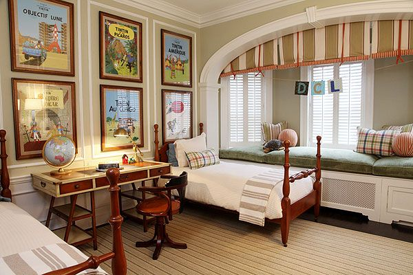 Kid's Bedroom Of Private Residence In Richmond Vainterior Adorable Private Dining Rooms Richmond Va Design Decoration