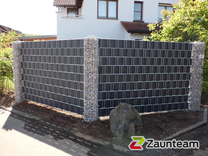 Sichtschutz Eigenbau / Sichtschutzzaun, Zaunteam Granacher