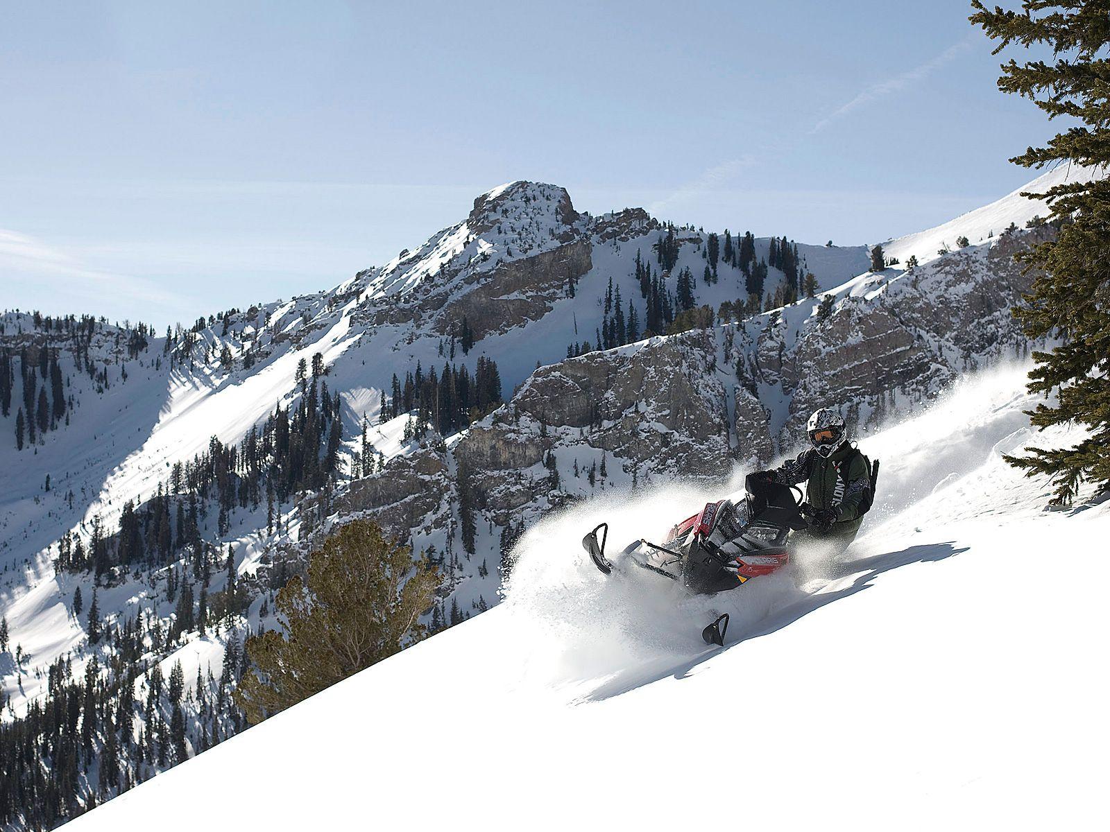 Polaris Snowmobile Wallpaper | POLARIS PRO RMK snowmobile winter sled snow g wallpaper background