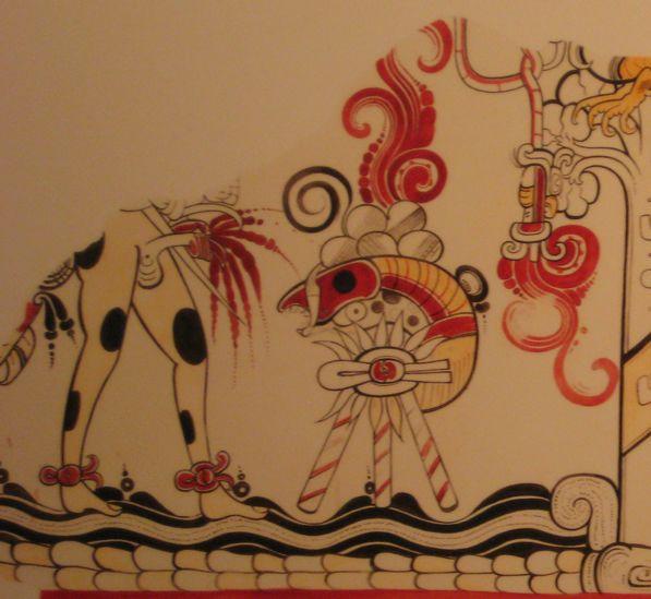 Los Murales Mayas De San Bartolo Guatemala Codex Mexicanos In
