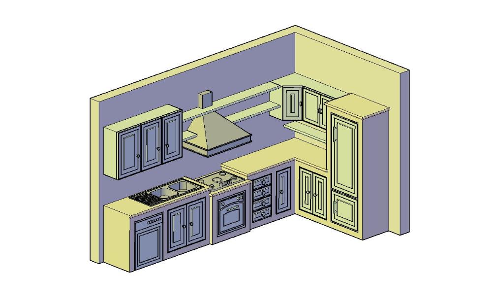 Free 3d Kitchen Design Dwg File Download Cadbull 3d Kitchen Design Kitchen Tools Design Kitchen Design Software Free