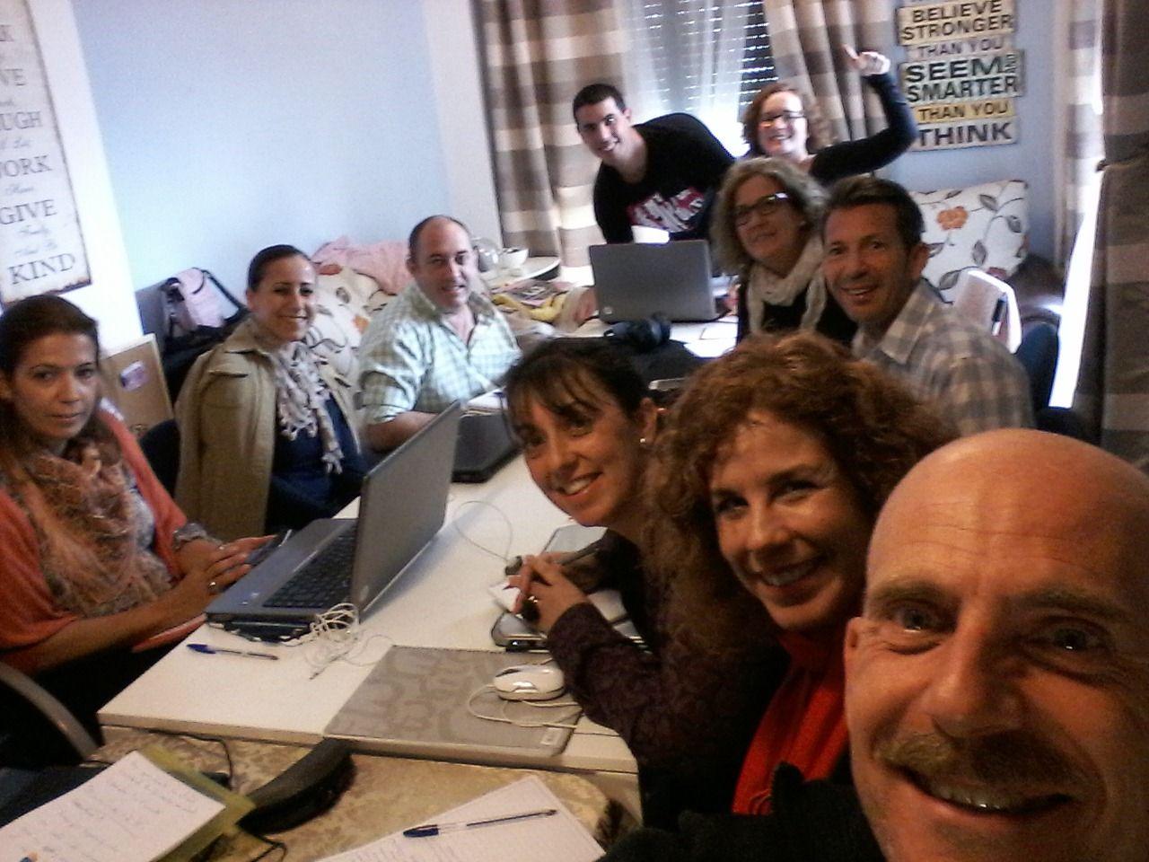 Disfrutando de un dia de convivencia y aprendizaje con los for Oficina consumidor valencia