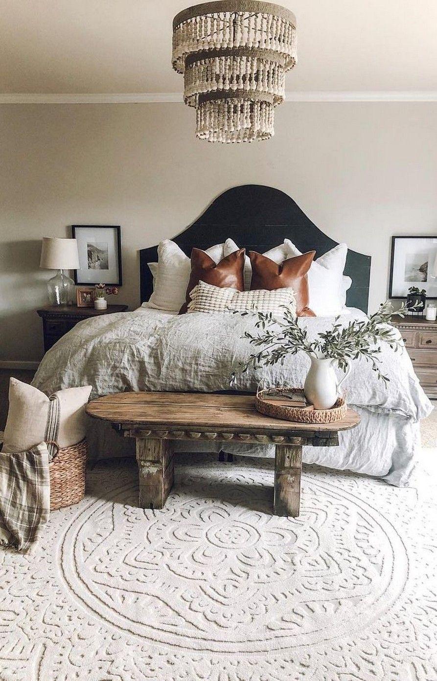 26 Comfy Bohemian Bedroom Ideas For Your Apartment Home Decor Modern Bedroom Design Bedroom Furnishings Modern Bedroom