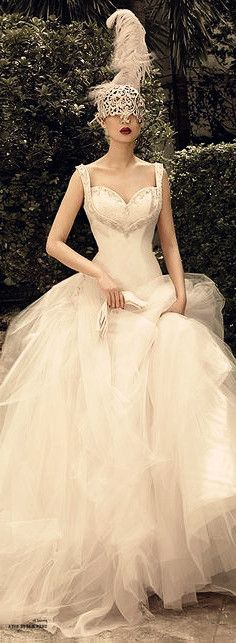bridal dress #weddings #bridal #prom #gown