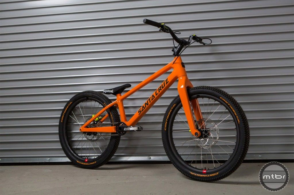 Danny Macaskill S Custom Santa Cruz Trials Bike Mtbr Com Trial