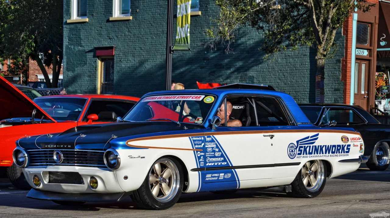chadscapture:   1964 Plymouth Valiant Signet by Chad Horwedel