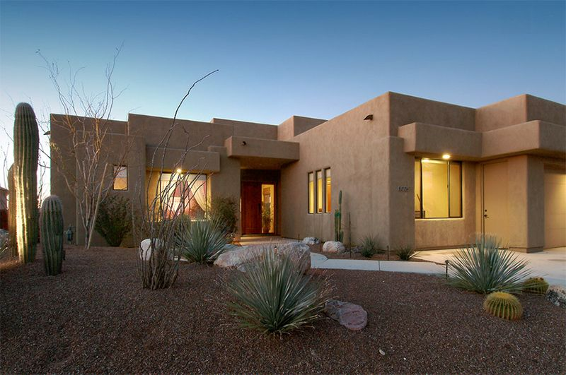 22 Earth Toned Southwestern Houses Inclined To Nature Home Design Lover Southwest House House Exterior Architecture