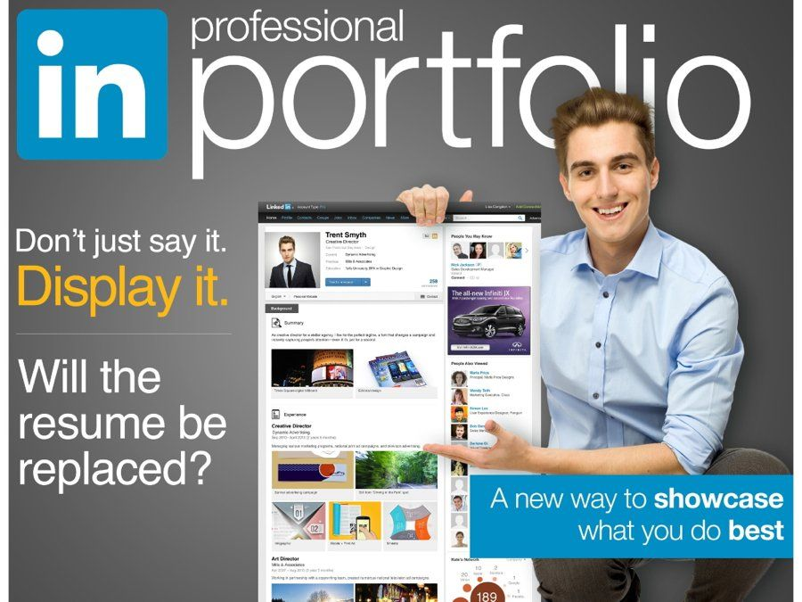 GET HIRED How To Make Your LinkedIn Profile With