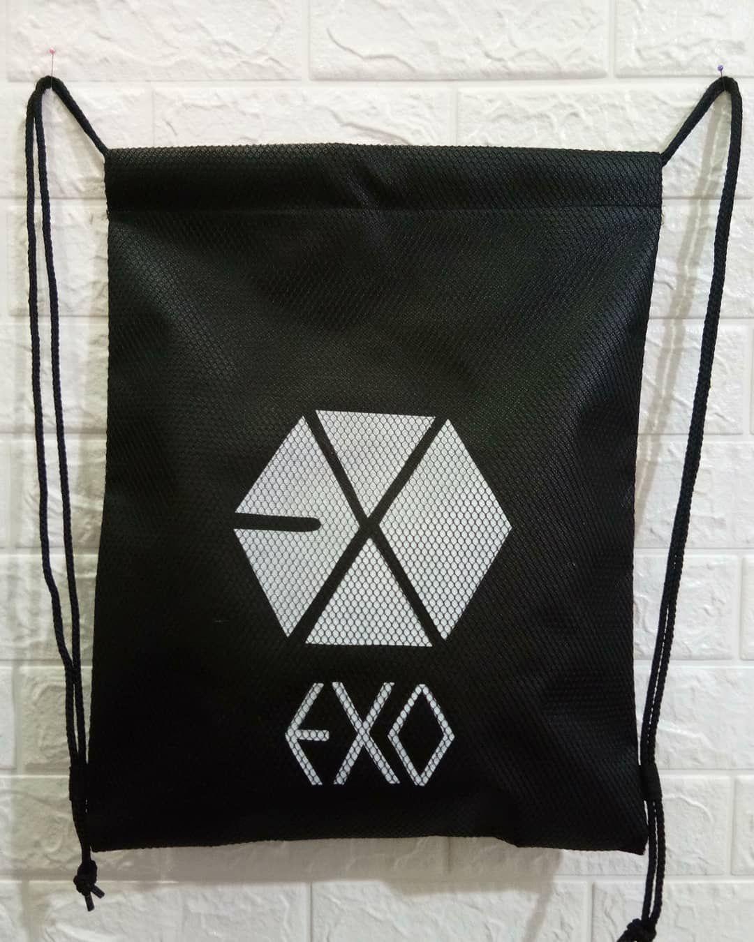 Tas stringbag/tas punggung/tas jaring/backpack ukuran