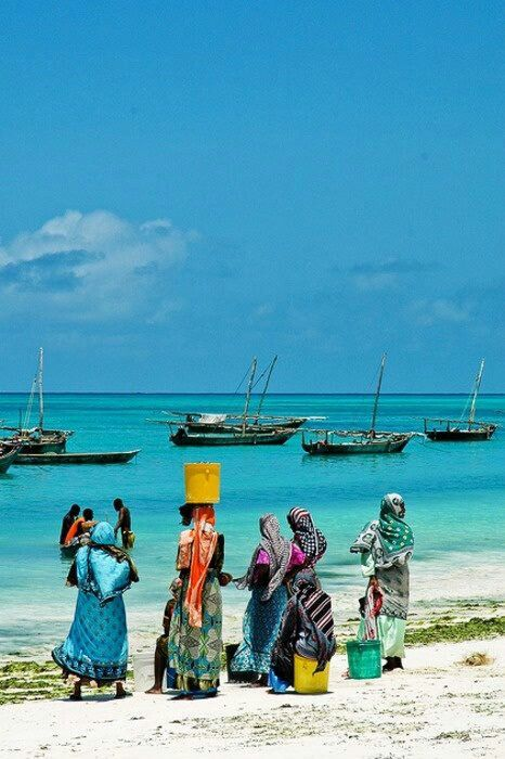 Zanzibar Tanzania It Was A Blessing Beyond Words To Live At This Place Last Year I Miss It So Rejser Egypten Steder