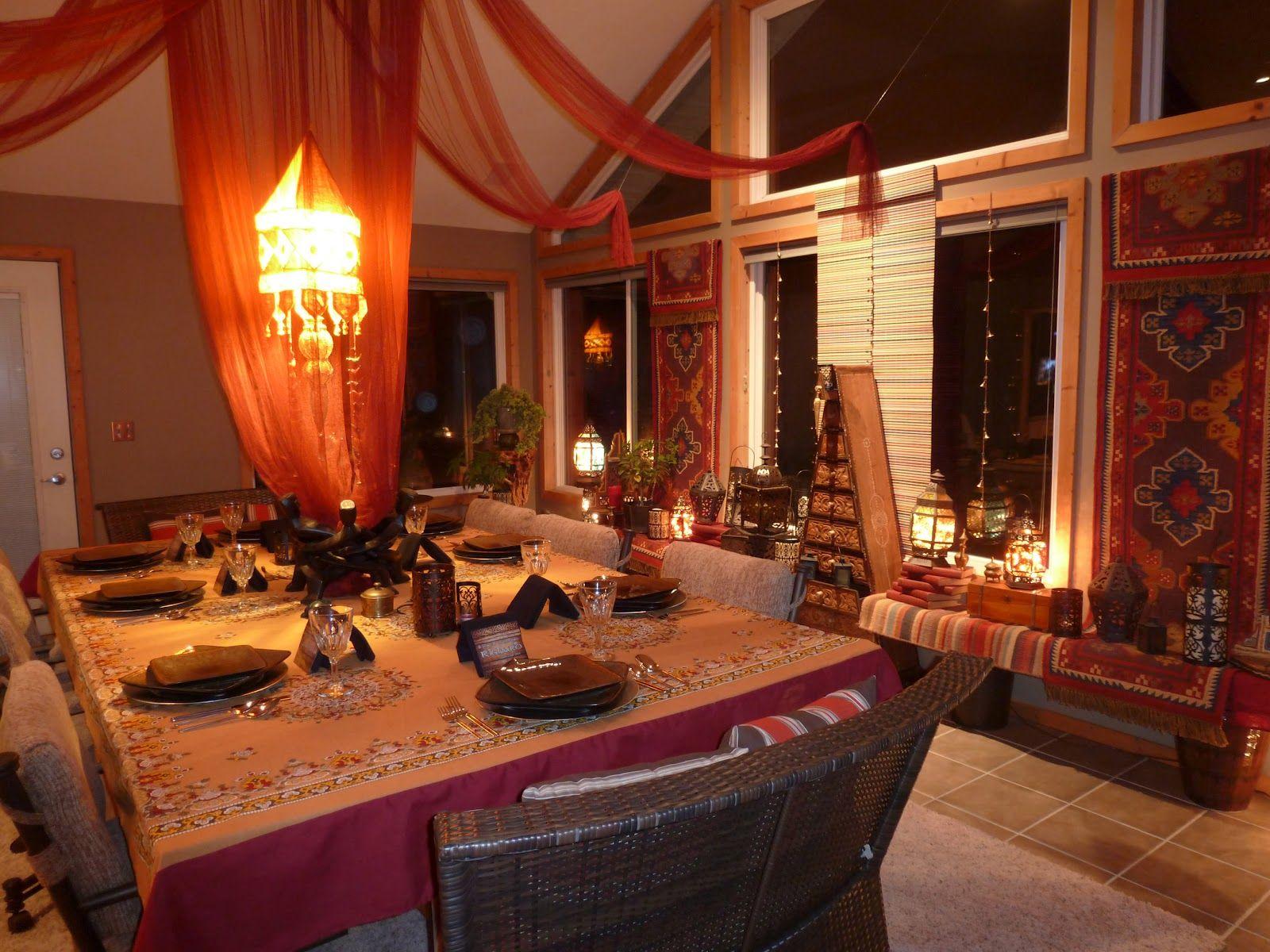33 exquisite moroccan dining room designs digsdigs