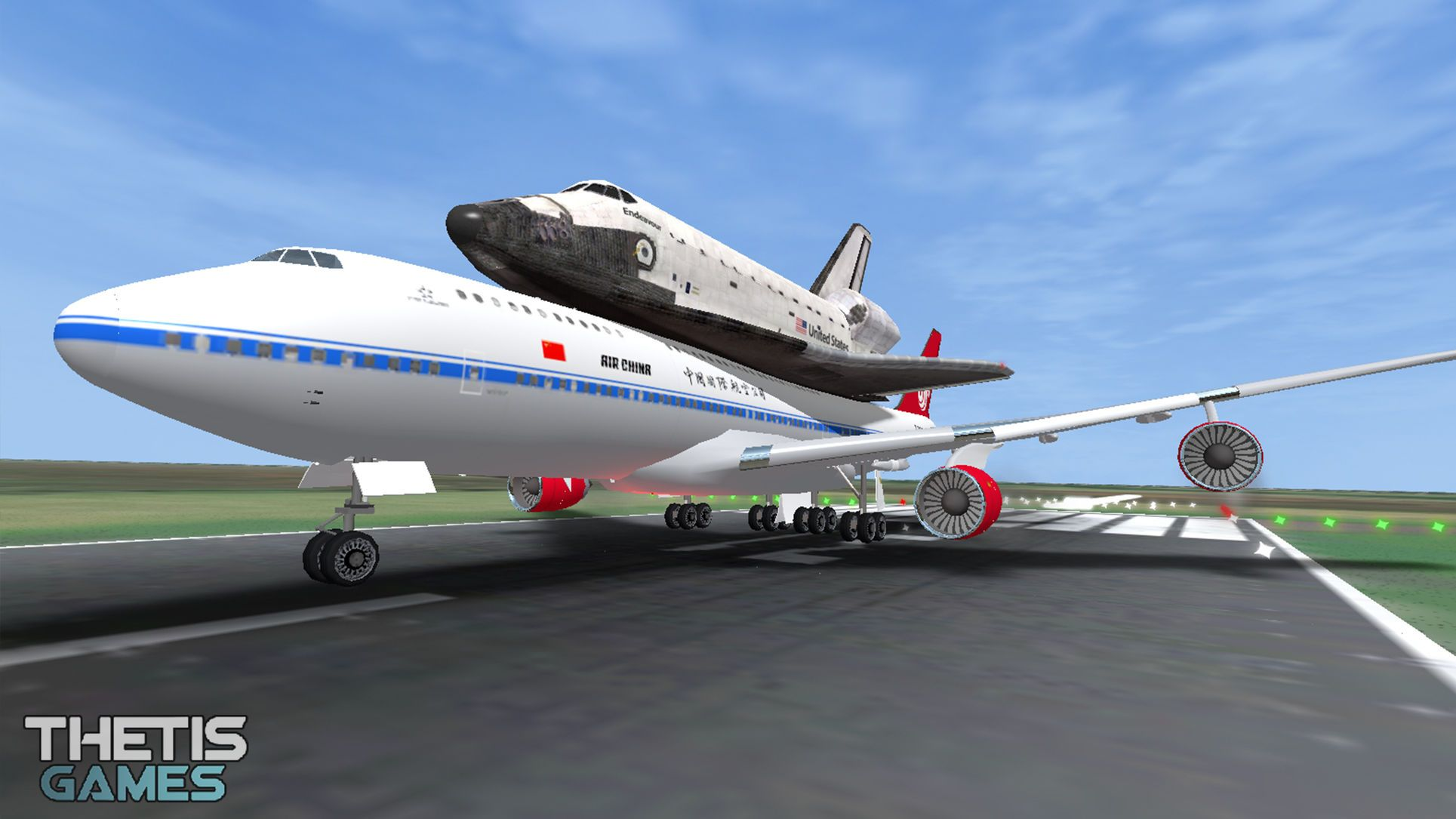Flight Simulator FlyWings 2014 GamesConsulting