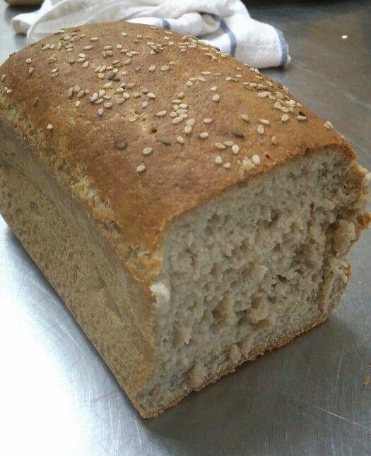 receta de pan sin gluten con harina de trigo sarraceno