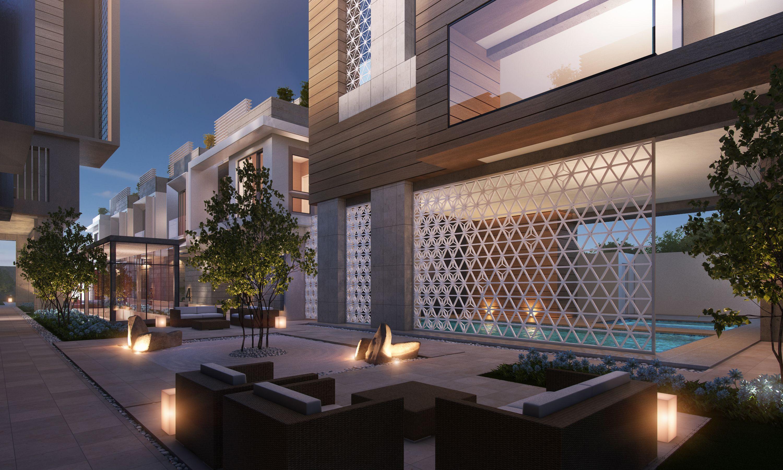 Town houses 3200 m plot kuwait