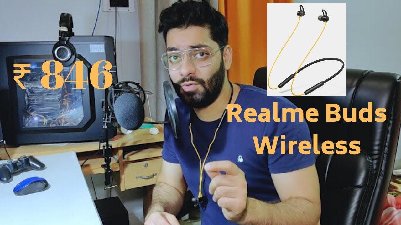 Realme Bluetooth Earphones Realme Buds Wireless For 846 Amazon Renewe Bluetooth Earphones Wireless Earphone