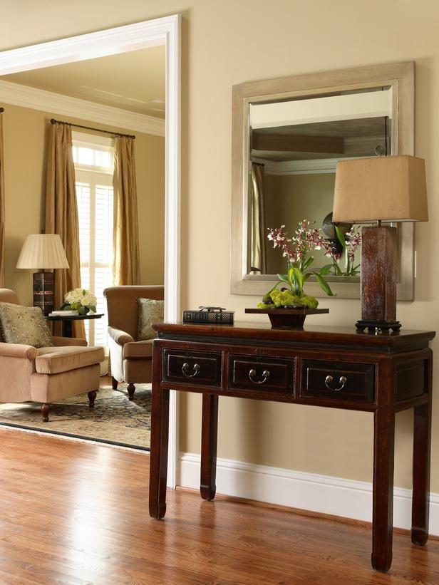 Traditional | Entryways | Phyllis Harbinger : Designer Portfolio : HGTV - Home & Garden Television