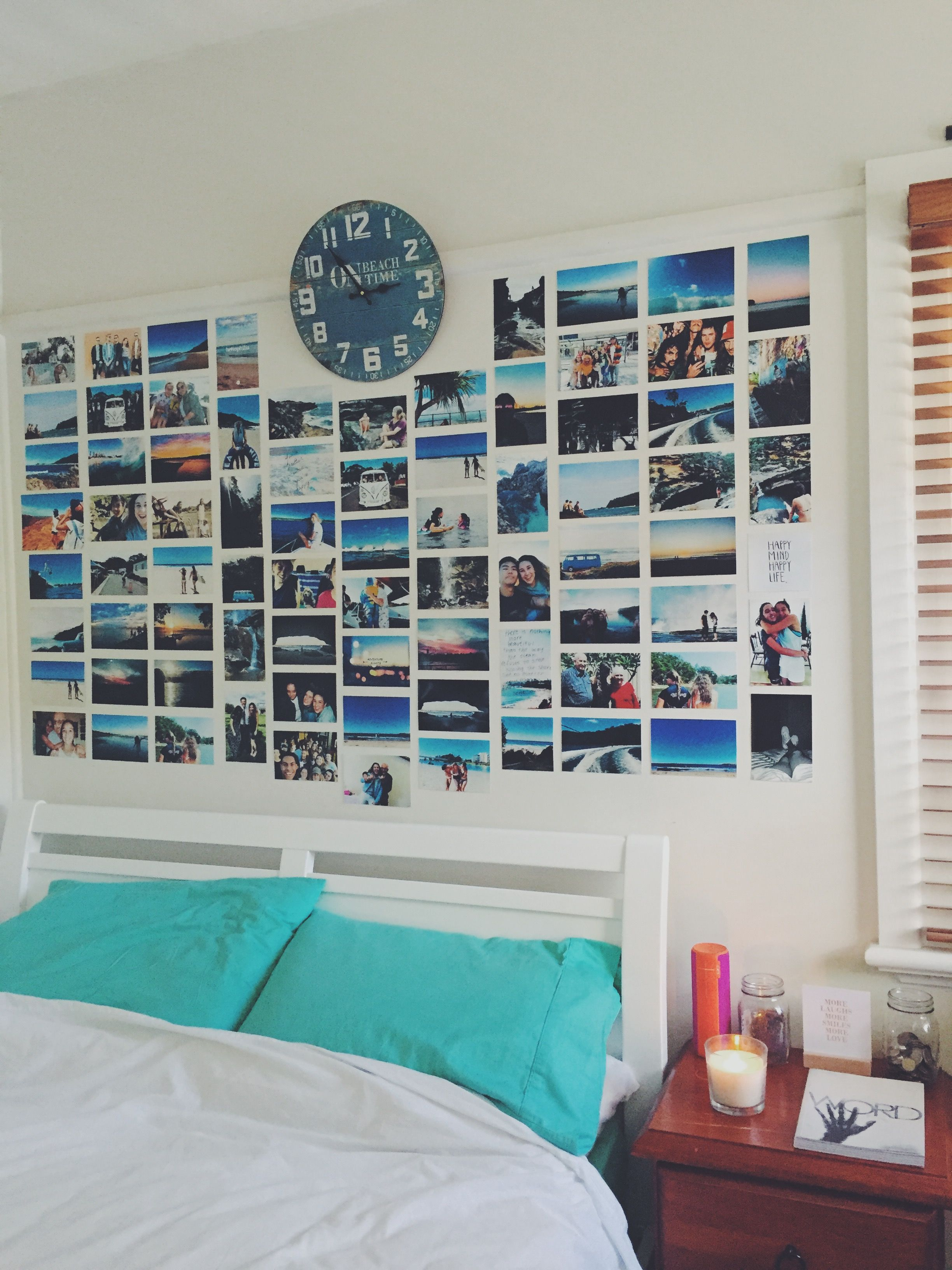 Pin By Lacie Fisher On Home Decor 1 Surf Room Dorm Room Decor
