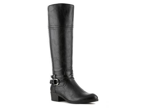 7a54611bca1 Unisa Tipsie Wide Calf Riding Boot | DSW $69.95 | Shoes & Boots ...