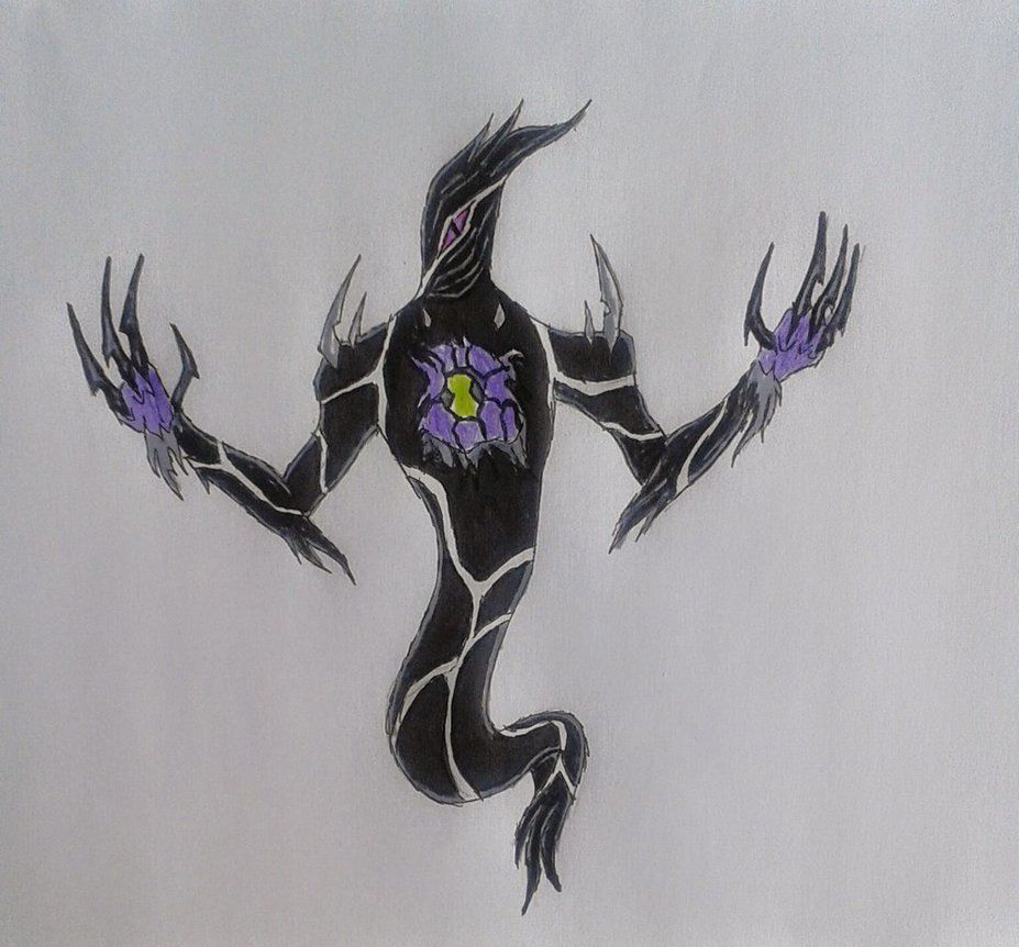 Ben 10000 Ultimate Alien: Ghostfreak Ben 10000 By Kamran10000 On DeviantArt