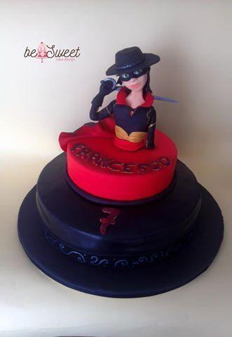 Torta Zorro