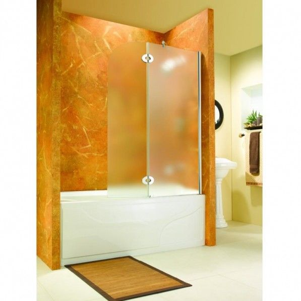 Trackless Bathtub Shower Doors Shapeyourminds Com