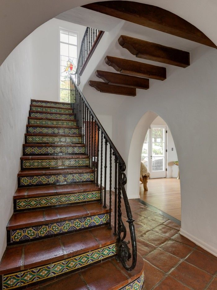 A Spanish Colonial Revival Designed By Wallace Neff In