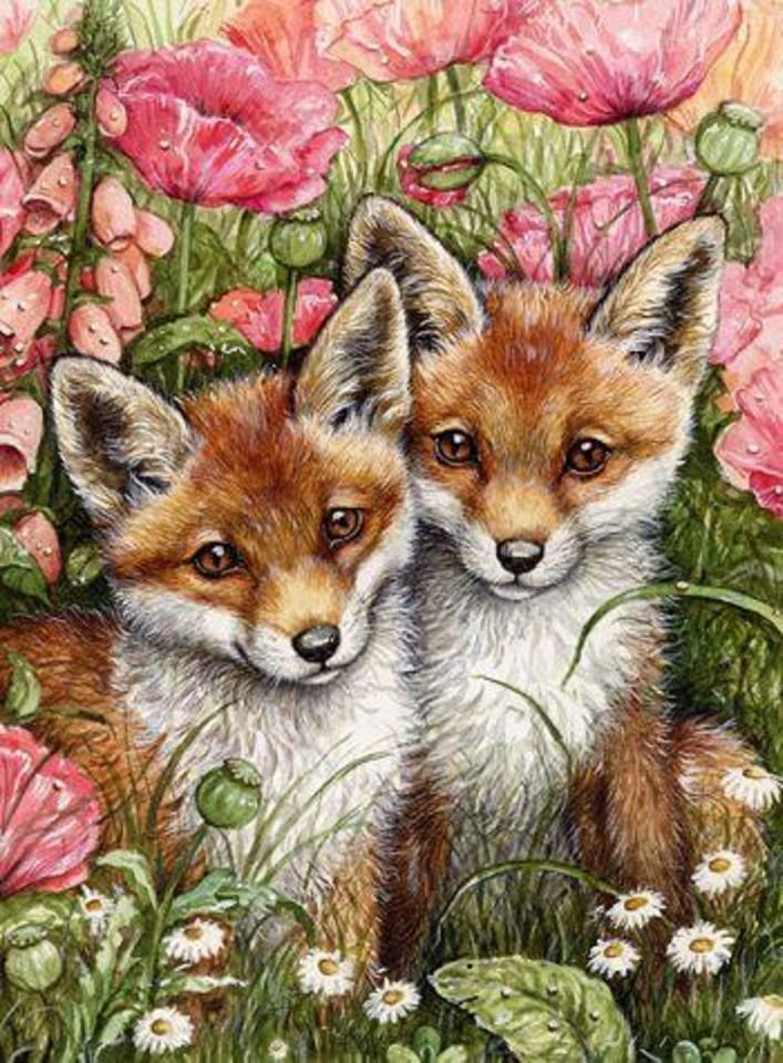 <3 Fuchsbabys <3