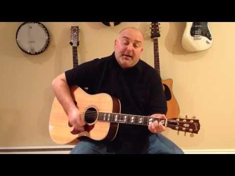 John Cougar Mellencamp - Jack and Diane - Guitar Lesson (JUST LIKE ...