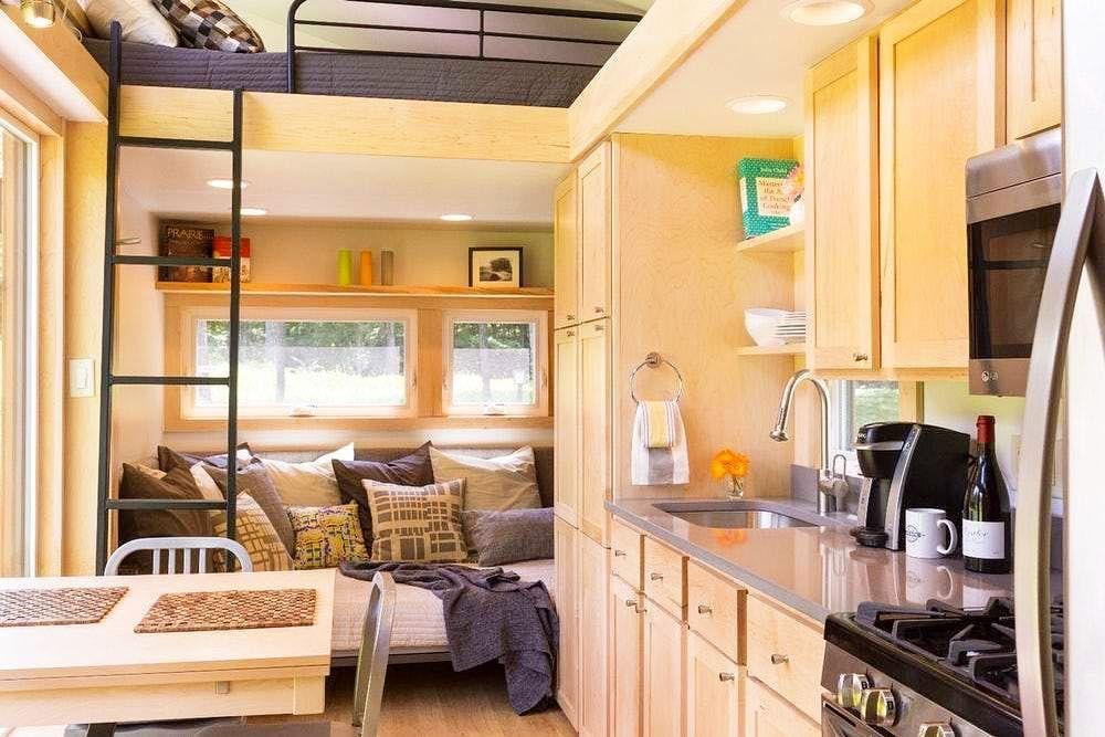 Tiny House Planung, Baugenehmigung, Kosten Kleines haus