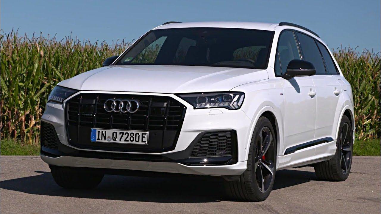 2020 Audi Q7 60 Tfsi E Quattro Audi Q7 Audi Hybrid Car
