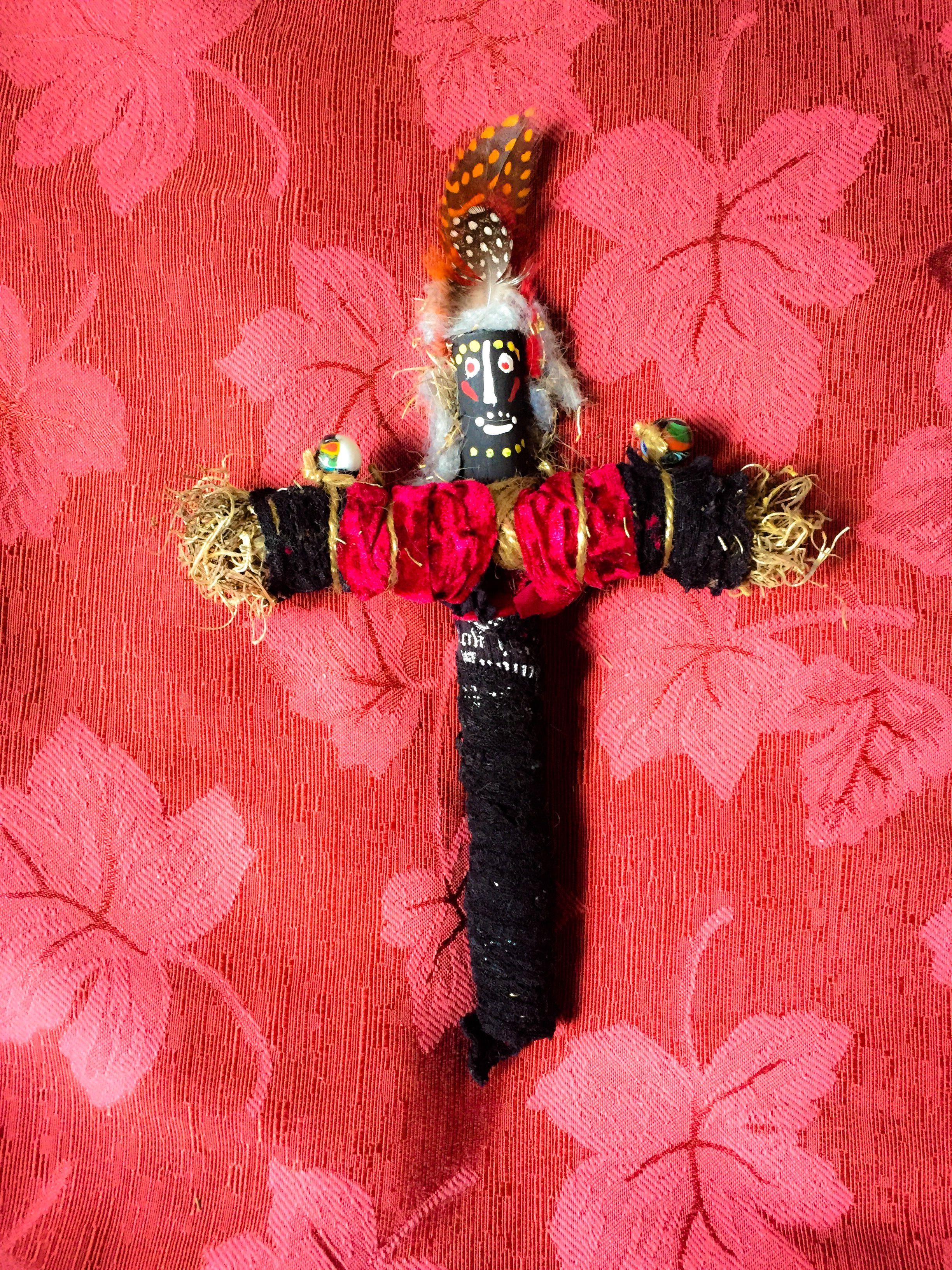 authentic voodoo doll | Voodoo dolls, Voodoo, Dolls