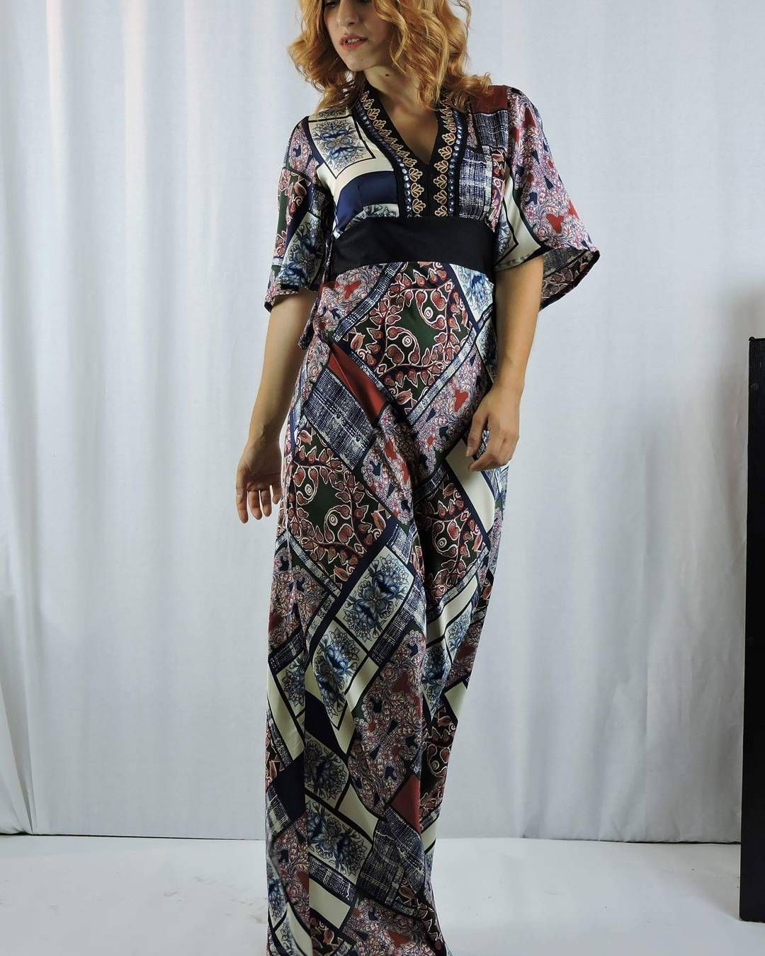 Capriccioshop newcollection dress dresses maxidress style