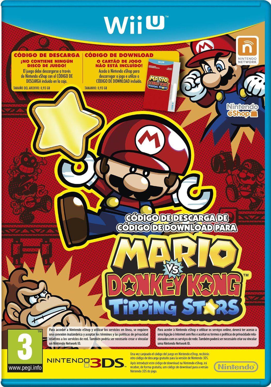 Mario Vs Donkey Kong Tipping Stars Por 16 99 Euros 15 De