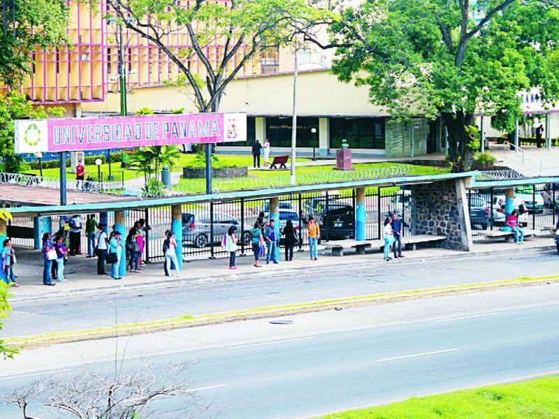 Una vista de los predios de la Universidad Nacional de Panamá | La Estrella de Panamá