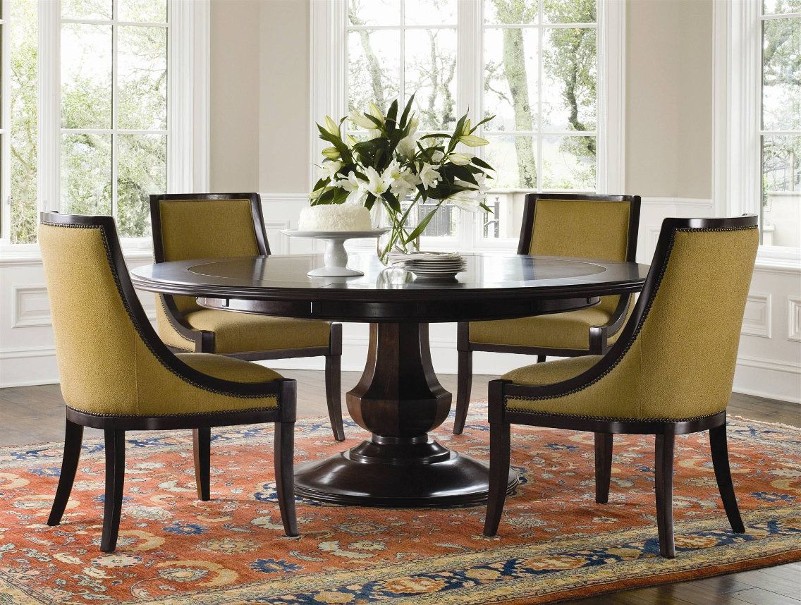 Contemporary Round Dining Room Tables Awesome Amazing Designs To Decorate A Kitchen Table  Kitchen Decor Design Inspiration