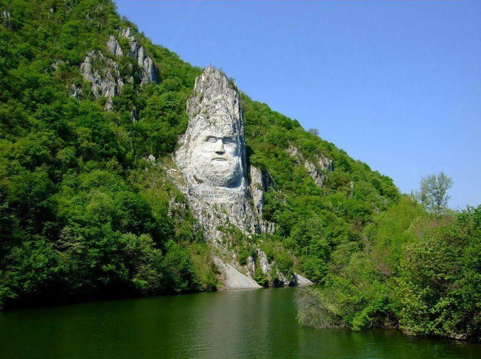 Decebal Romania Krasivye Mesta Strannye Mesta Vodopady Iguasu