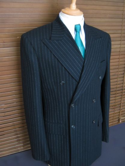 double-breasted suit wide peak lapels - Google Search | Suits ...